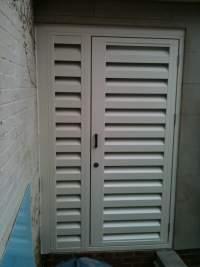 Leaminton Spa - Acoustic Louvre Door System & Acoustic Louvre Doors | Sound Planning Pezcame.Com