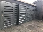 Double Acoustic Louvres Doors and Screen