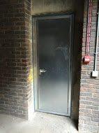 Acoustic (Panel) Door