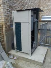 Heat Pump Before