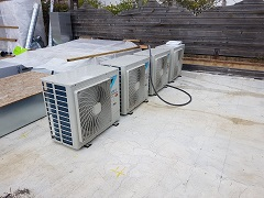 Chelsea Multi Condenser Enclosure with Removable Access